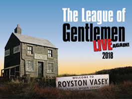 League of Gentleman - Live Again!